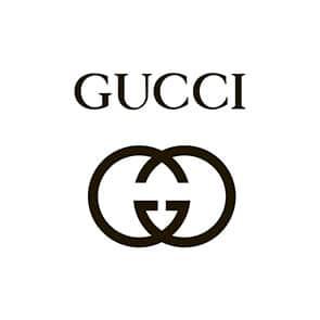 Logo der Firma Gucci
